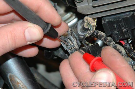electrical troubleshooting DVX400 KFX400 LT-Z400