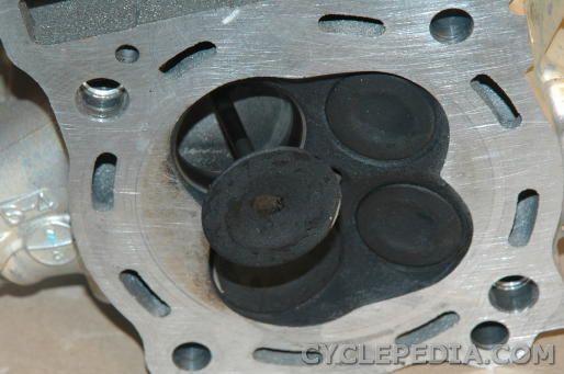 valve replacement DVX400 KFX400 LT-Z400