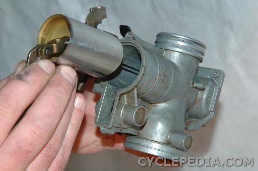 XR650L XR600R Carburetor Rebuild