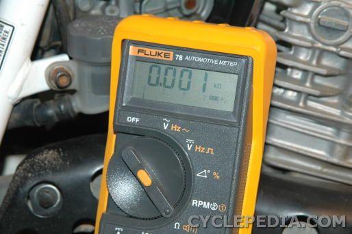 XR650L XR600R electrical system