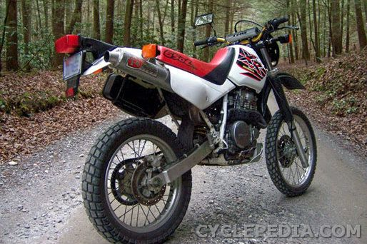 Honda XR600R repair manual, Honda XR650L online service