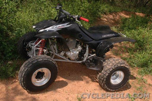 trx400ex sportrax honda online atv service manual cyclepedia rh cyclepedia com 2004 honda 400ex service manual pdf 2010 Honda 400Ex