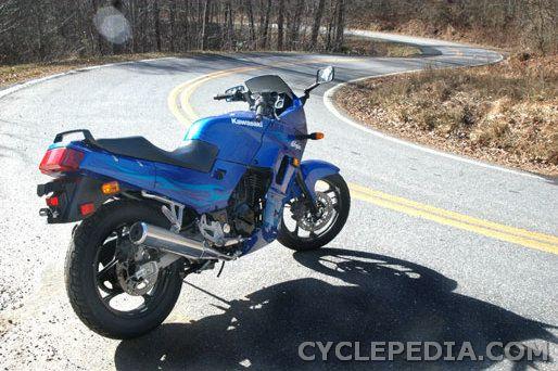 Kawasaki EX250 Ninja 250 repair manual online service guide