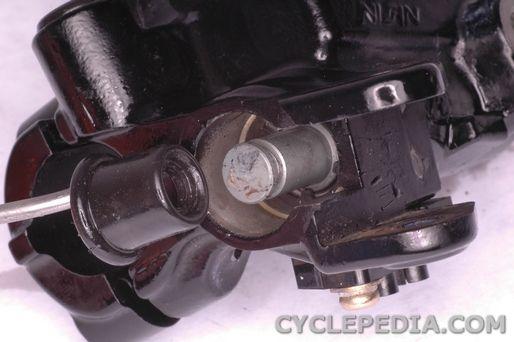 front brakes ninja ex250r