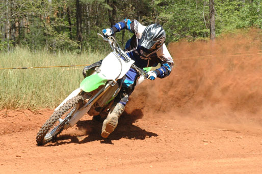 Kawasaki KX250F Online Motorcycle Service Manual 2006-2010