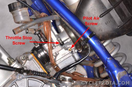 Engine Idle Speed