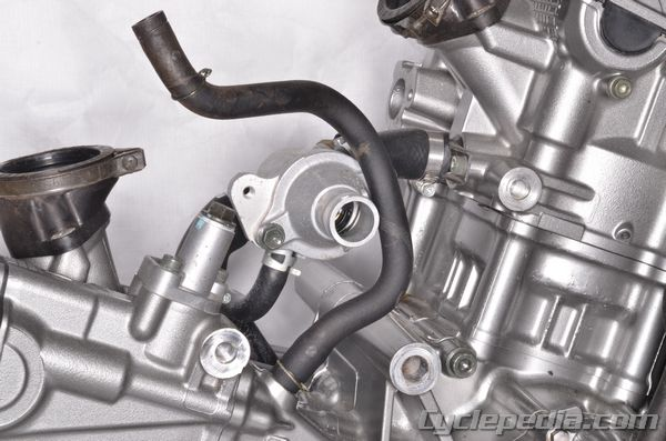 Cylinders and Pistons   Suzuki DL650 Service Manual