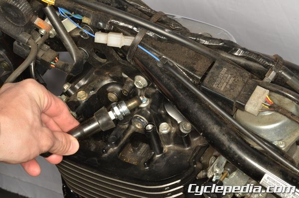 ignition system suzuki ls650 savage boulevard s40 manual ls650 s40 0057