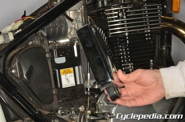Charging System Suzuki Ls650 Savage Boulevard S40 Manual