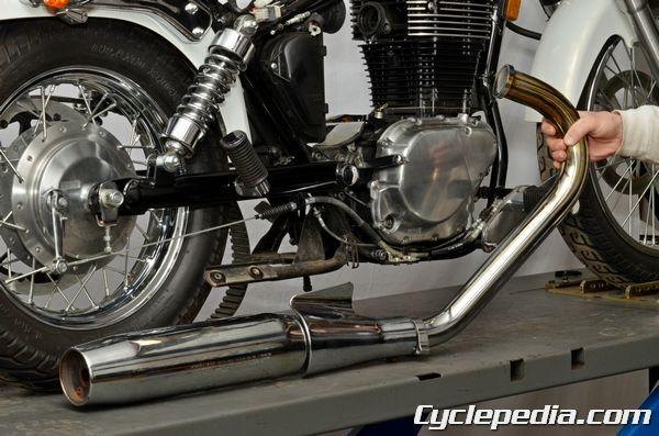 brake rod and pedal suzuki ls650 savage boulevard s40 manual rh cyclepedia com suzuki boulevard s40 owners manual pdf Suzuki S40 650Cc