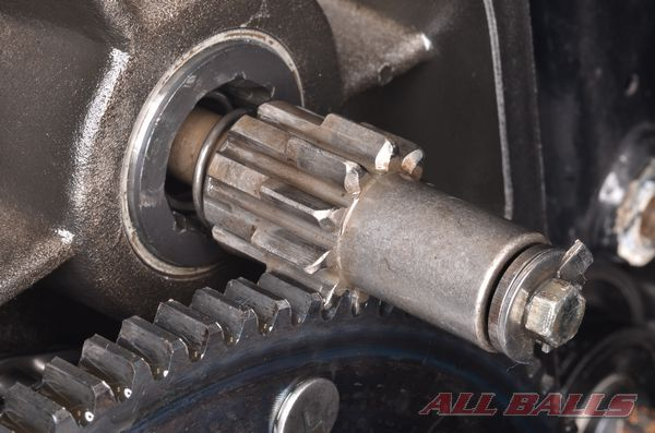 Starter Motor Amp Jackshaft All Balls Bearings And Components