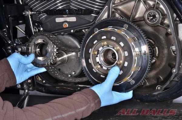 Starter Motor Amp Jackshaft All Balls Bearings And Components