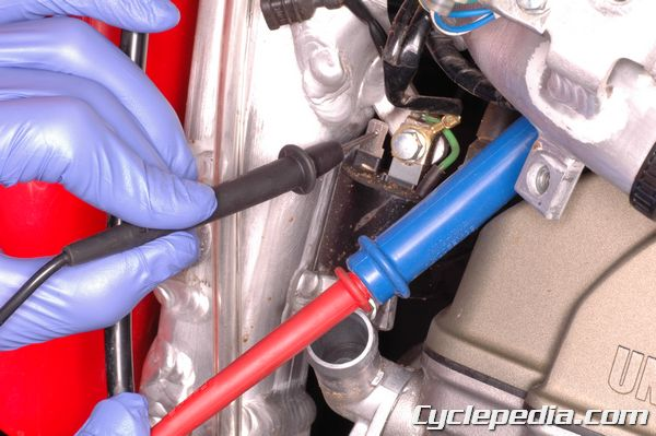 Ignition System – No Spark | Common Service Manual