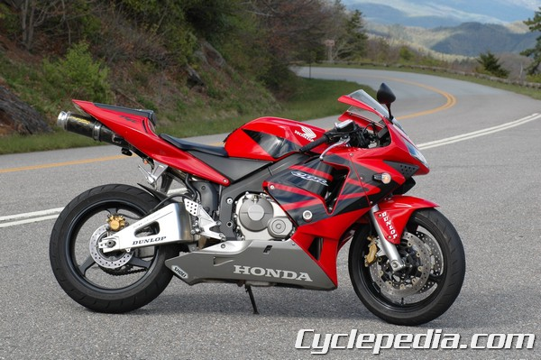 Honda Cbr600rr 2003 2006 Motorcycle Service Manual