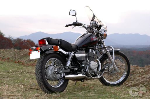 1985-2009 Honda CMX250C Rebel 250 Online Motorcycle Service Manual