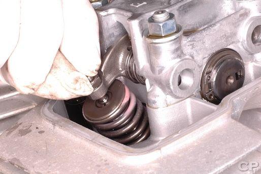 Honda cmx250 valve clearance inspction and adjustment