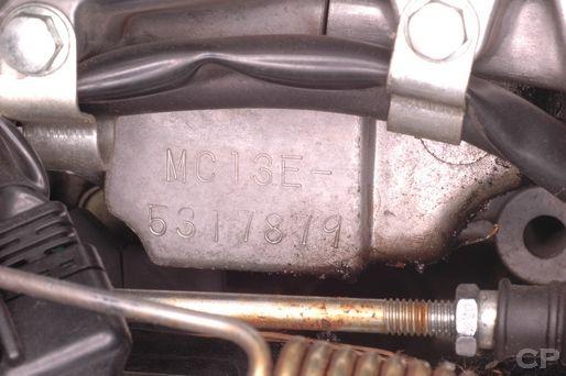 Honda cmx250 Specifications