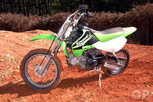 Kawasaki KLX110 Manual / Suzuki DR-Z110 Manual