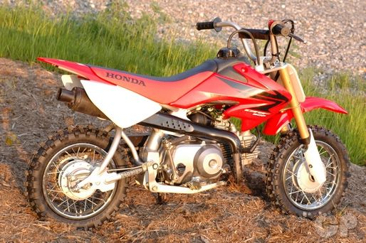 Honda XR50 CRF50 Online Service Manual