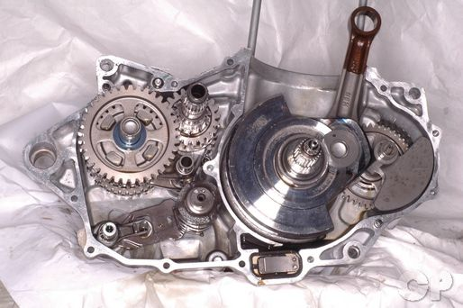 Honda XR650R Online Engine Repair