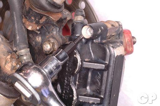 Trx250 Front Brakes