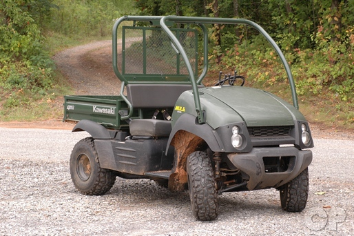 free kawasaki mule repair manuals