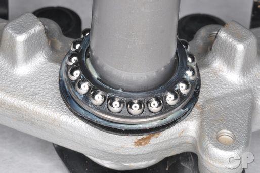 CRF100F CRF80F XR100R XR80R CRF100 CRF80 XR100 XR80 front rear steering stem bearings races