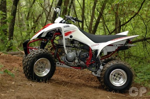 Warrior 350 Yamaha Raptor 1990-2013 Yfm350 Atv Service Manual