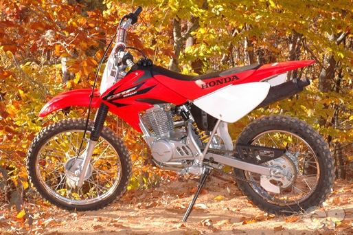 crf80f crf100f xr80r xr100r honda online service manual cyclepedia rh cyclepedia com 2002 Honda XR100 Dirt Bike Jump 2002 Honda XR100R Specs