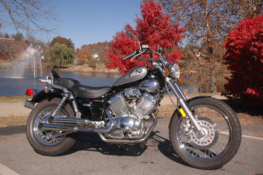 Yamaha Virago XV535 Online Motorcycle Service Manual ... on