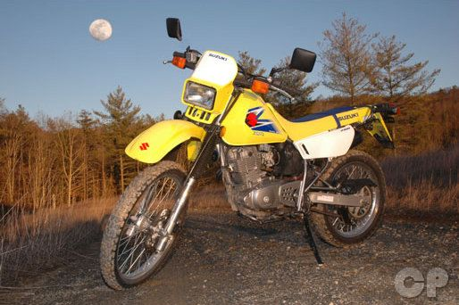 DR200SE Suzuki Online Motorcycle Service Manual Cyclepedia