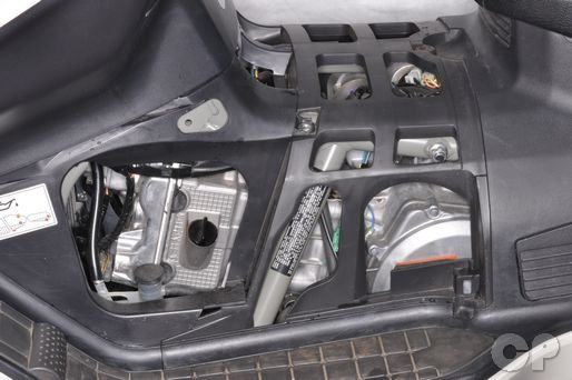 Body covers fairing center maintenance cover Suzuki Burgman AN650 AN650A AN 650