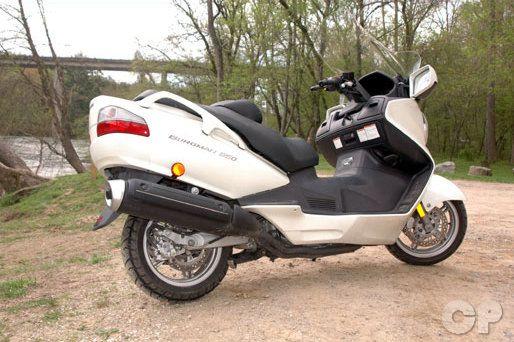 2003-2011 Suzuki AN650 Burgman Online Service Manual