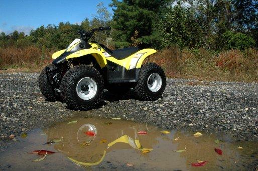 Suzuki LTA50 ATV Online Service Manual