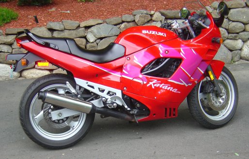 Suzuki Katana GSX600F GSX750F Service Manual Cyclepedia