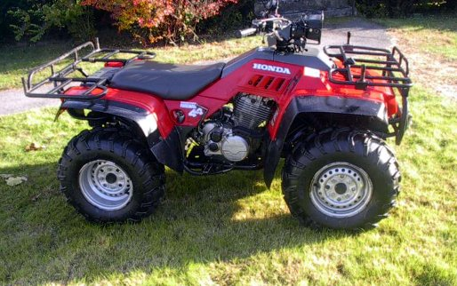 Need help identifying model  Honda ATV Forum