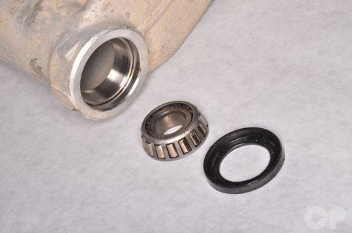 twinpeaks 700 KVF 650 swing arm bearing seal inspection replace install