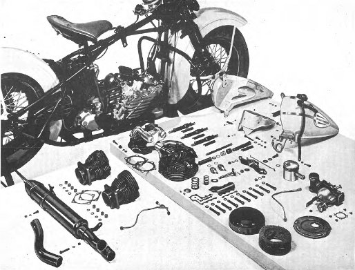 Online H-D engine repair and service manual found here.