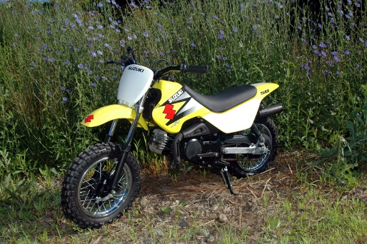 Suzuki JR50 and Kawasaki KDX50 Service Manual - Cyclepedia
