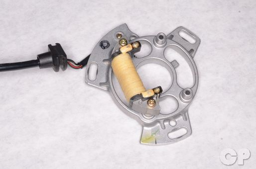 Kawasaki KX60 ignition troubleshooting stator coil replacement