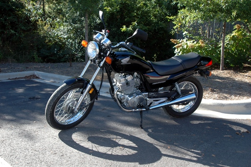 CB250 Nighthawk Honda Online Repair Manual - Cyclepedia