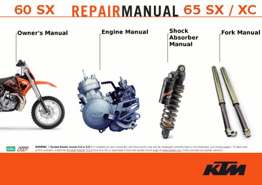 Ktm Exc Manual