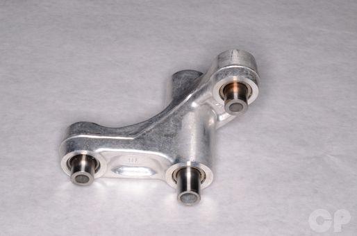 AN400 Suzuki burgman 400 rear suspension linkage bearing replacement