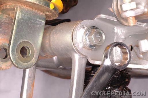 honda crf230 f l m shock absorber swingarm bushings linkage bearings