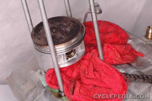 honda crf230f crf230l crf230m engine cylinder piston rings camshaft valves crankshaft clutch transmission