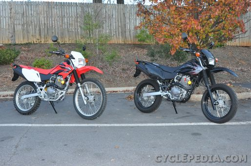 CRF230F CRF230L CRF230M Honda Motorcycle Service Manual - Cyclepedia