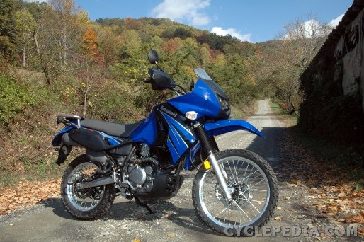 Kawasaki Klr Cyclepedia Online Service Manual on Kawasaki Wiring Diagrams