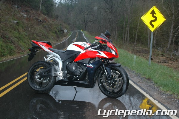Cbr600rr Model History Honda Cyclepedia