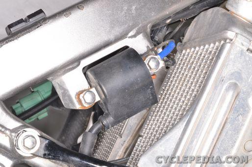 Kawasaki kx250 ignition spark plug troubleshooting fire switch timing