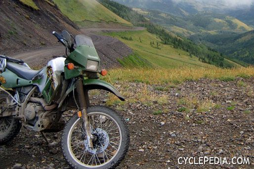 Kawasaki KLR650 online service, repair manual
